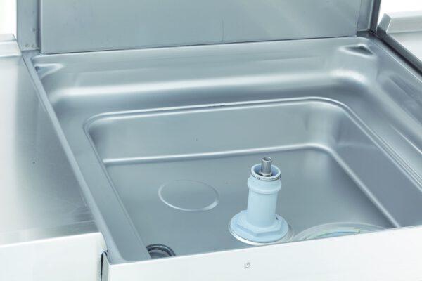 Hætteopvasker, T215 Project Systems - vaskekammer uden samlinger