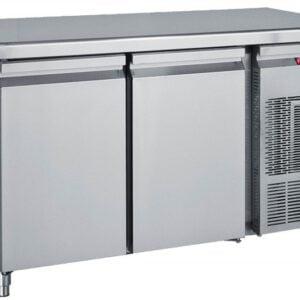 frysebord med 2 låger i GN format i høj kvalitet til en lav pris fra Bambas.