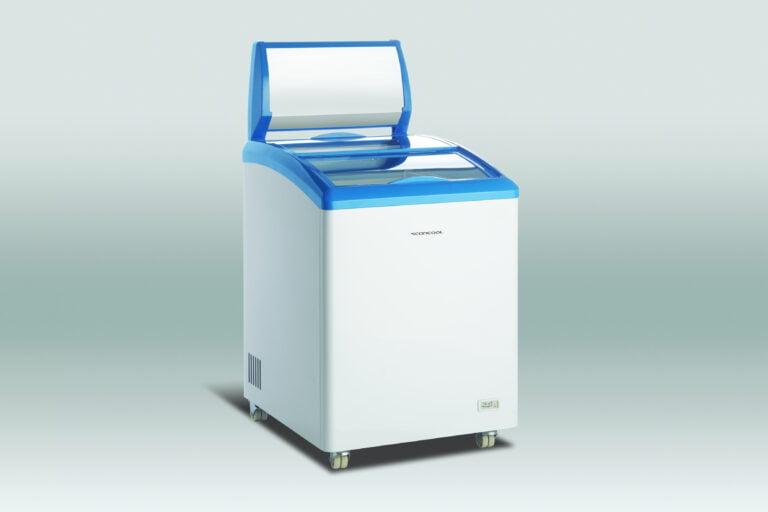 Displayfryser 105 liter, SCAN