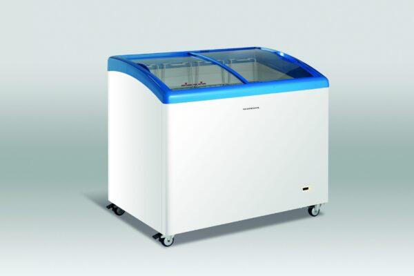 Displayfryser 220 liter, SCAN