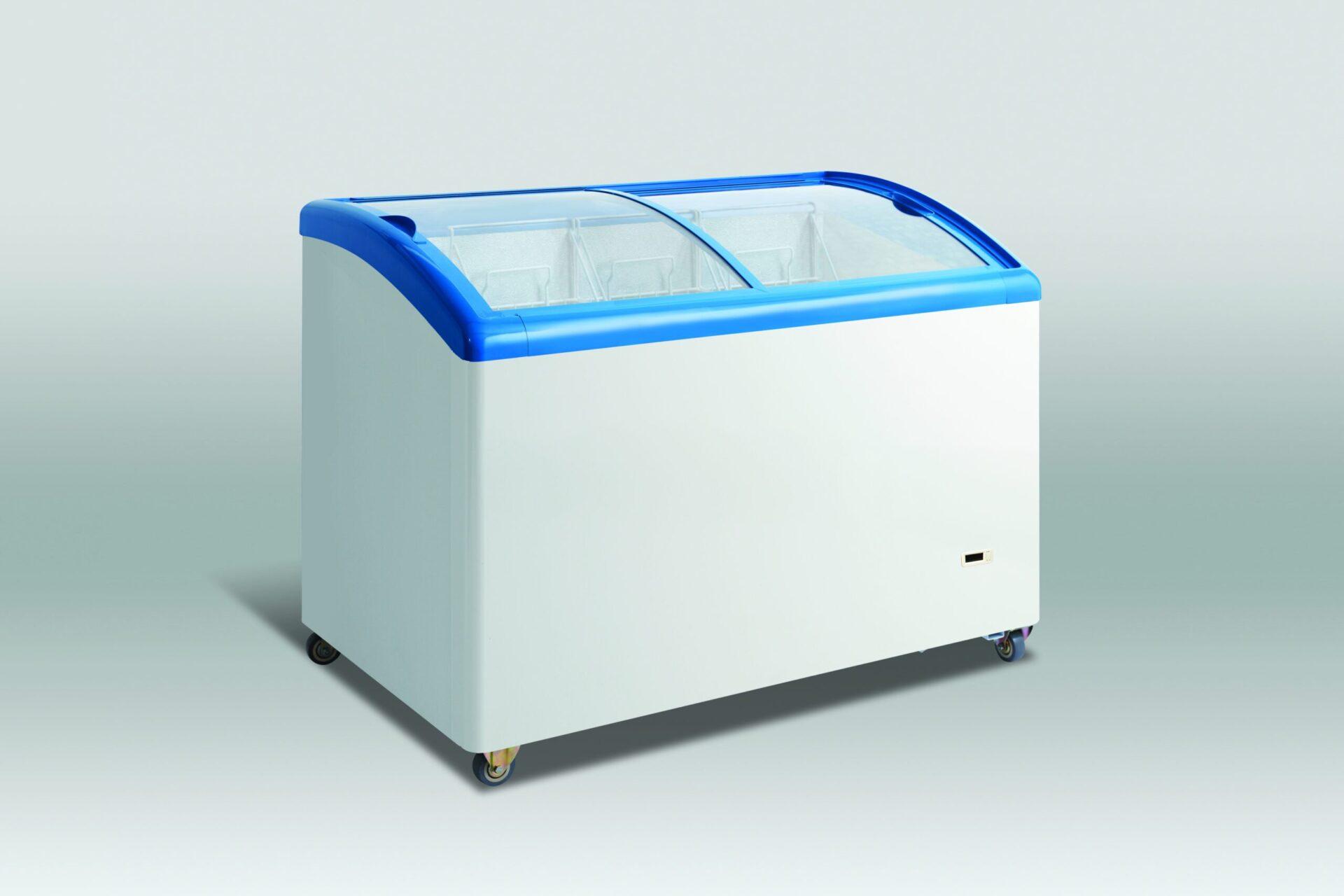 Displayfryser 238 liter, SCAN