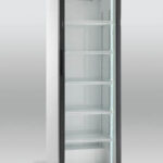 Displaykøleskab med ventilleret køling til en super pris fra Scandomestic