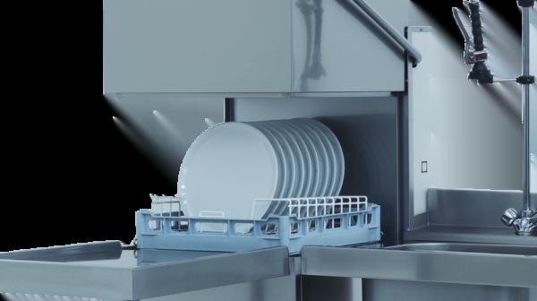 Hætteopvasker, T110 - E Project Systems - let plads til store tallerkener