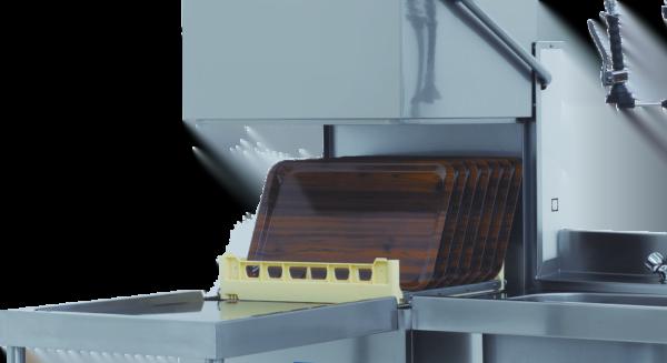 Hætteopvasker, T215 Project Systems - plads til bakker eller gastrobakker