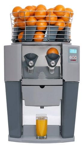 Zummo Z14 appelsinpresser til den travle cafe eller kantine