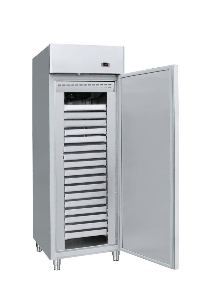 Køleskab til 40x60 plader, Bambas Frost - plads til 18 plader