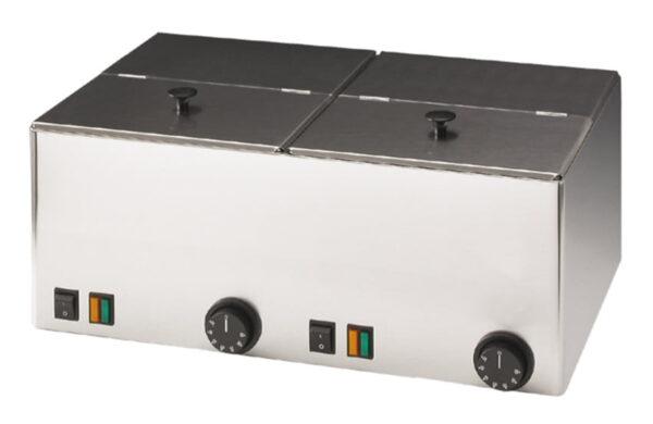 Pølsevarmer / Vandbad til 1/1 gastronorm