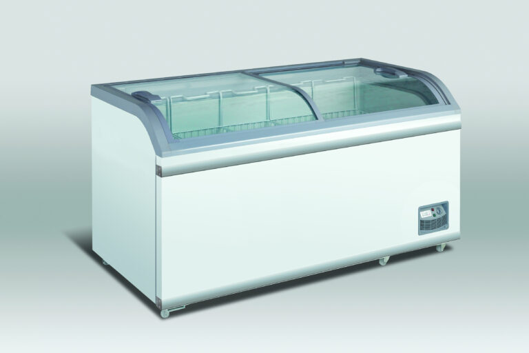 Displayfryser 500 liter
