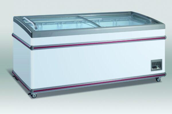 Displayfryser 515 liter